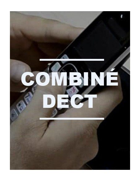Combiné DECT